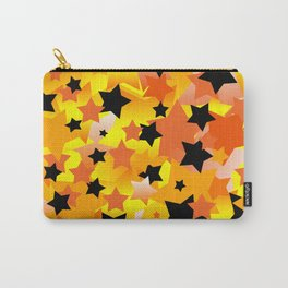 Halloween Stars Carry-All Pouch