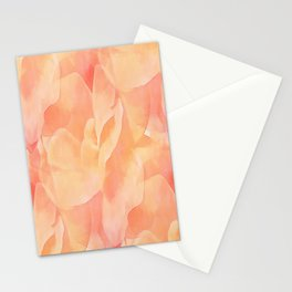 Nothing But Peach Stationery Cards
