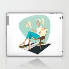 Pesky Little Sketches Laptop & iPad Skin