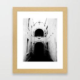 Blind Faith Framed Art Print