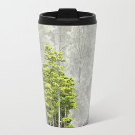 'Trees are sanctuaries' Travel Mug