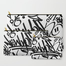 NY Street Carry-All Pouch