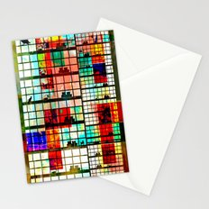 Our building Stationery Cards