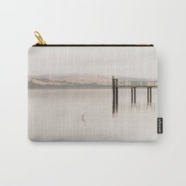 Taking Our Time Carry-All Pouch