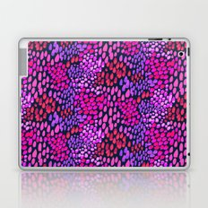 Purple dots Laptop & iPad Skin