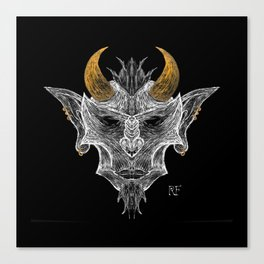 Devil #1 Canvas Print