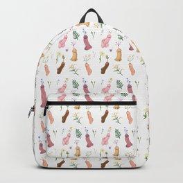 Flower Dicks Backpack