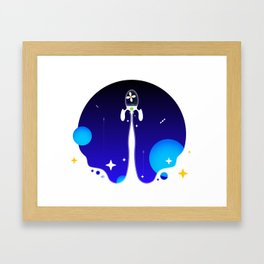 Last Chance Framed Art Print