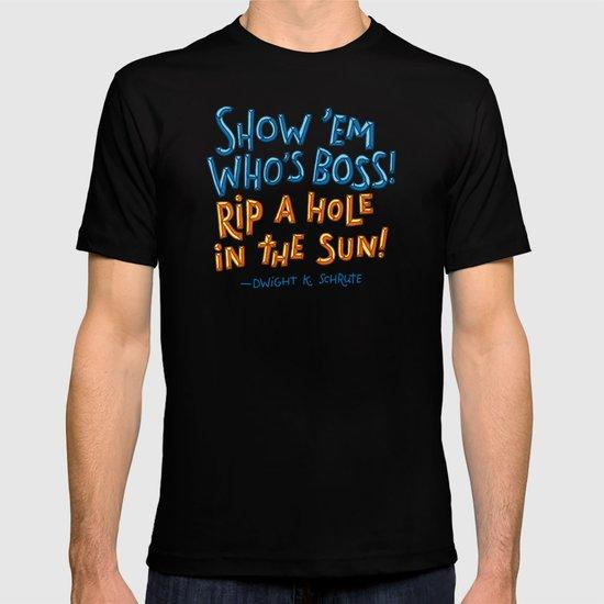 Dwight K. Schrute T-shirt