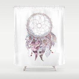 Bohemian Dreamcatcher Shower Curtain