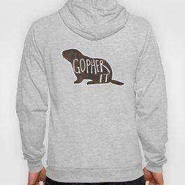 Gopher it! Hoody