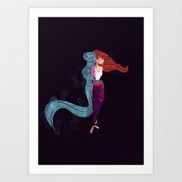 Ghost Love Art Print
