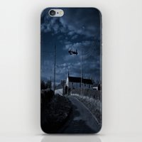 return iPhone & iPod Skins featuring The Return by 'Stuffy'