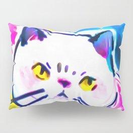 Nasty Little Creature Pillow Sham