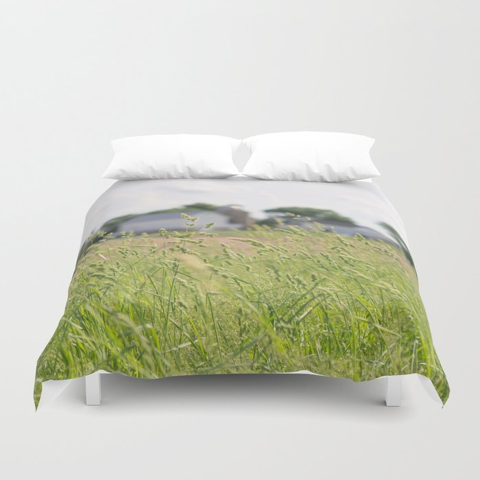 Country Daydream Duvet Cover