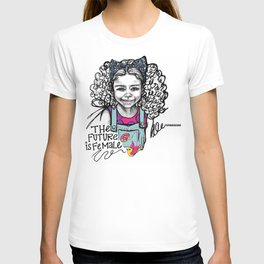 #STUKGIRL JORDYN T-shirt