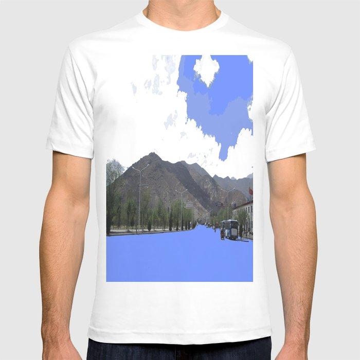 Lots Of Fresh Air T-shirt