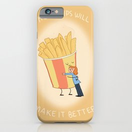 Hot Chips! iPhone Case