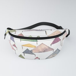 peace under each roof Fanny Pack