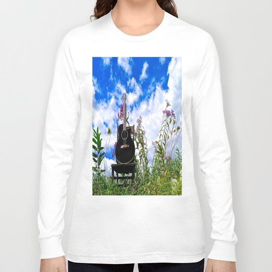 Playing the Field Long Sleeve T-shirt