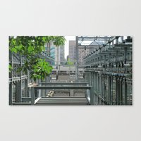 minneapolis Canvas Prints featuring Minneapolis by Kimberly Vogel Travel Photographer