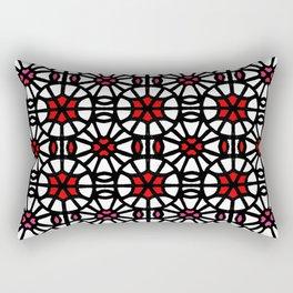 ana. red. kiev Rectangular Pillow