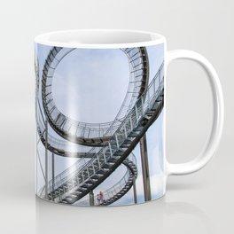 living in one heart Coffee Mug