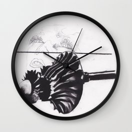 Sugar's in Love Wall Clock