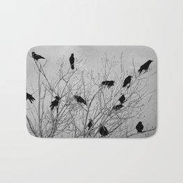 Murder Of Crows - Five Bath Mat
