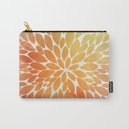 Petal Burst #7 Carry-All Pouch