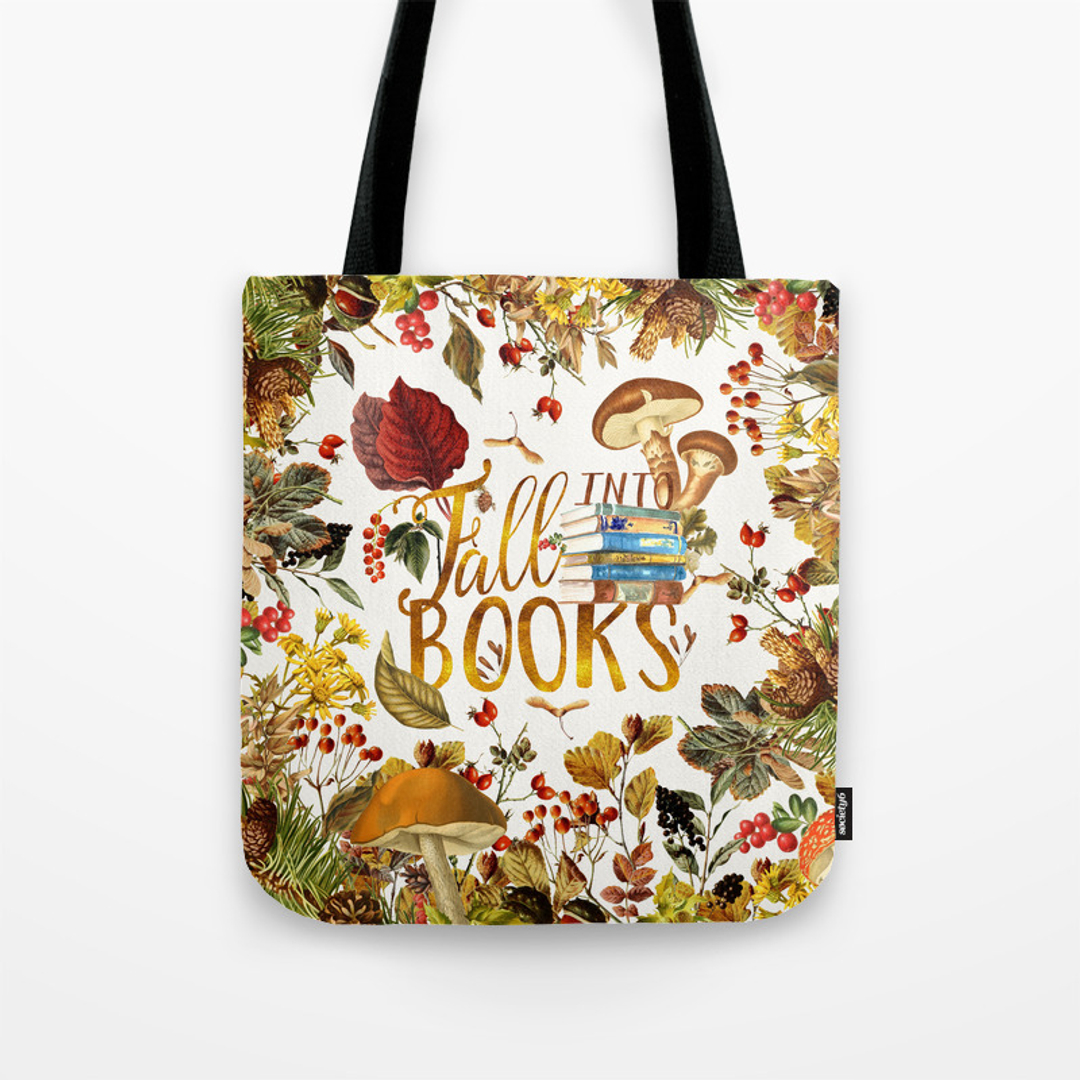 Autumn Tote Bags   Society6