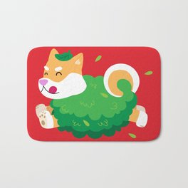 Bush Dog Bath Mat