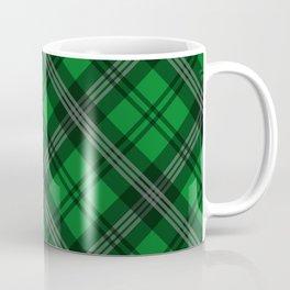 Scottish Plaid-Green Coffee Mug