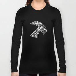 Celtic xenomorph Long Sleeve T-shirt