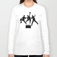 beastie boys Long Sleeve T-shirts featuring #TheJumpmanSeries, Beastie Boys by @thepeteyrich
