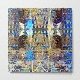 Akin to recalling, instead; understood mimicry. 21 Metal Print