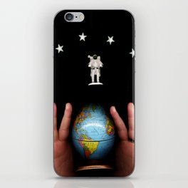 All of Earth and Space iPhone Skin