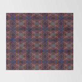 Parasitic Purgatory Pattern 1 Throw Blanket