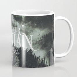 Choose wisely Coffee Mug