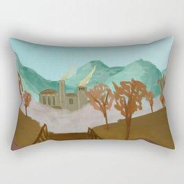 You have arrived Rectangular Pillow