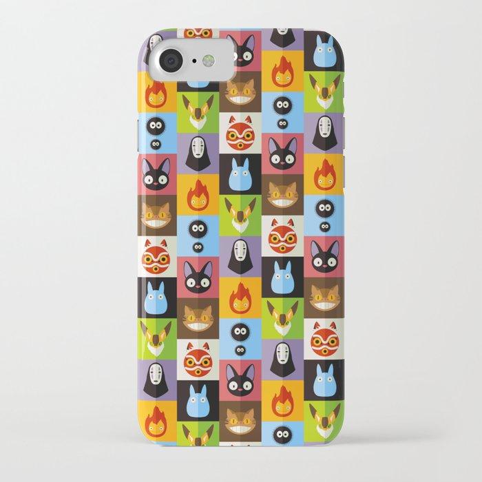 miyazaki's iphone case