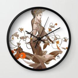Drobita Wall Clock