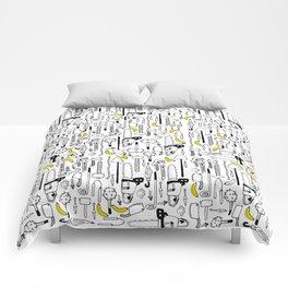 slow death Comforters