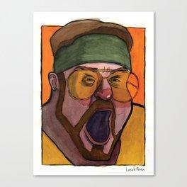 Shomer Fuckin' Shabbos! Canvas Print