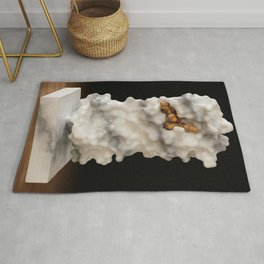 Marble Protease Rug