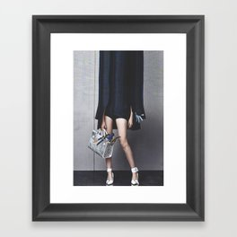 Bazaar #18 Framed Art Print