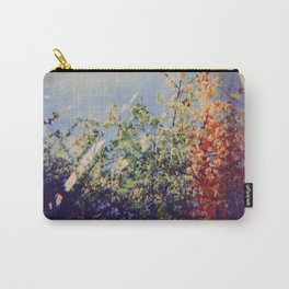 Holga Flowers IV Carry-All Pouch