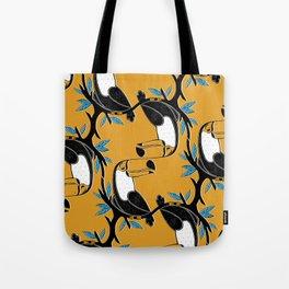 Tucano Pattern Tote Bag