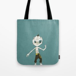 Monkey Buisness Tote Bag