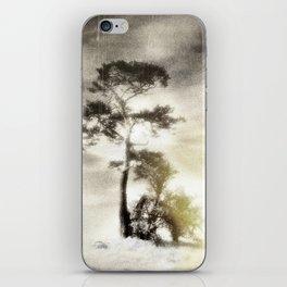 Deadly silence... iPhone Skin